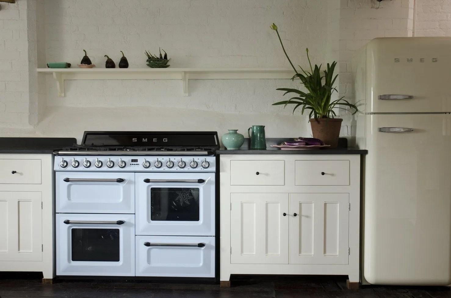 Smeg eleganza tradizionale per le cucine Victoria