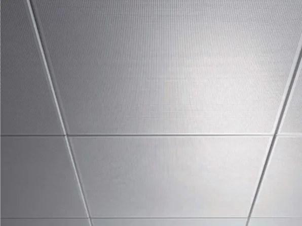 Pannelli per controsoffitto acustico in metallo AMF