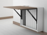 BLOCK | Wall mounted table By CANCIO