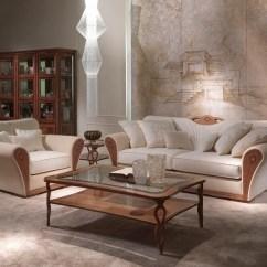 Sofa Classic Repair Attached Cushions Charme By Carpanelli