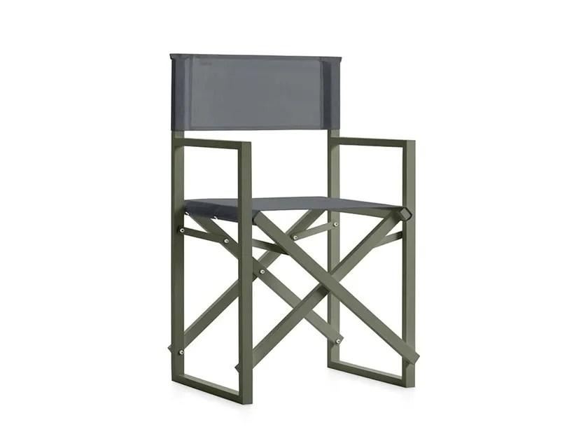 gandia blasco clack chair fishing spare mud feet garden by diabla design jose antonio folding aluminium
