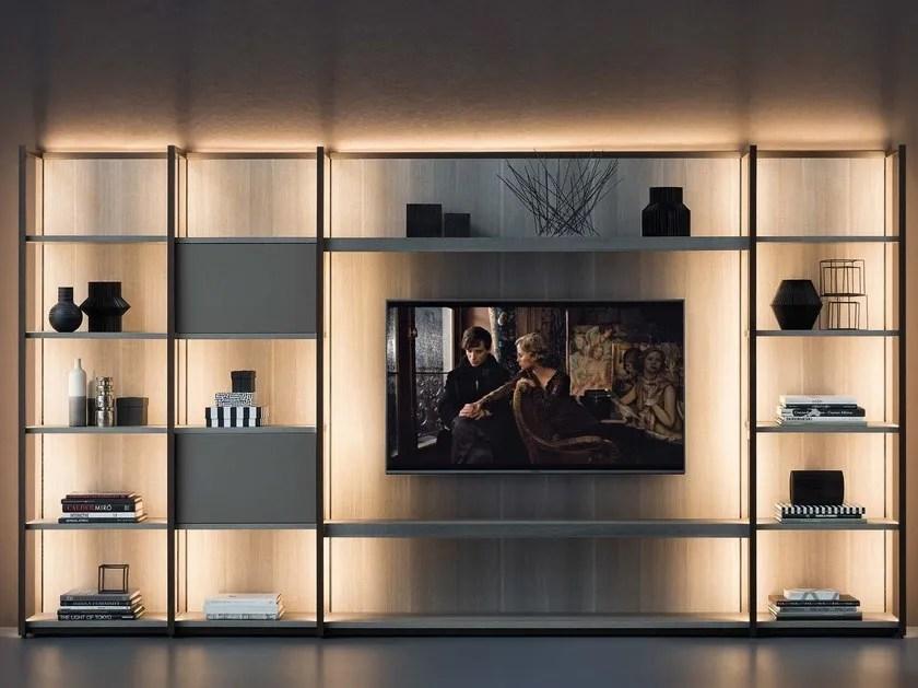 tv stand by natevo design matteo nunziati