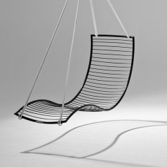 Swing Chair Metal Office Back Massager Curve Garden Hanging By Studio Stirling Design Joanina 1 Seater Powder Coated Steel