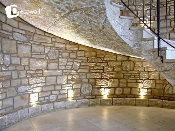 Malta cementizia per rivestimenti stampati DECOWALL