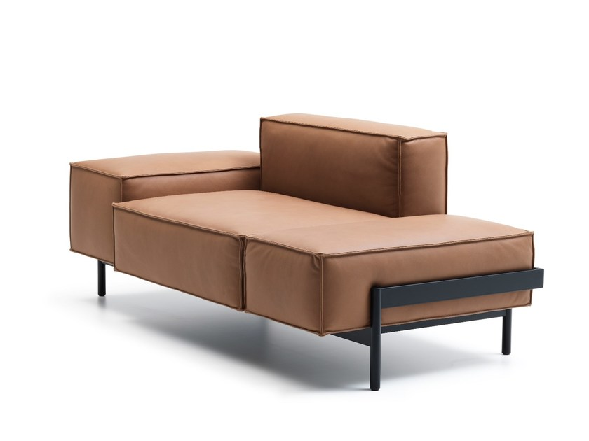 de sede sleeper sofa bed sectional with chaise ds 21 leather collection by design stephan
