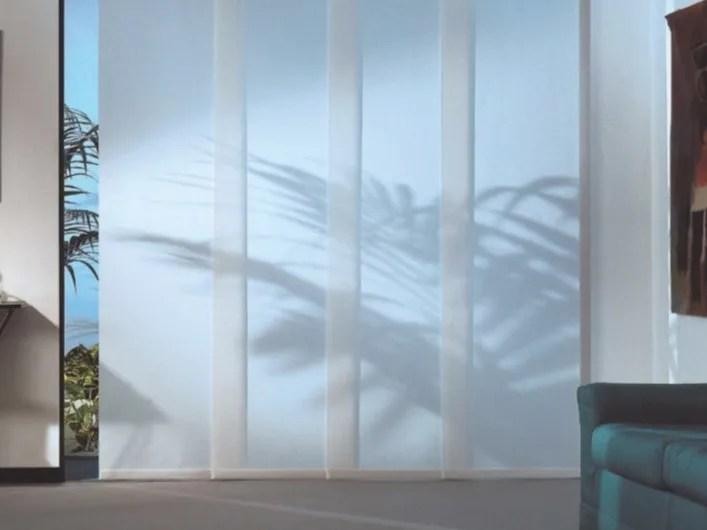 Tenda a pannello in tessuto ELITE By Arquati Service