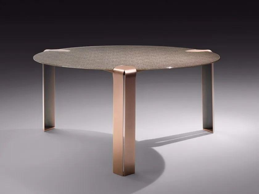 flow round table by f lli orsenigo