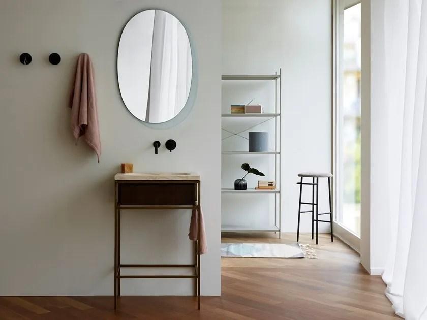 frame floor standing vanity
