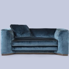 2 Seater Love Chair Target Director Covers Franklin Seat Collection By Borzalino Design Carlo Bimbi Velvet Sofa