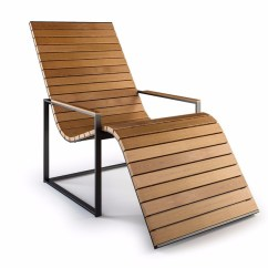 Deck Chair Images Corner With Ottoman Wooden Armrests Garden Sun By Roshults Design