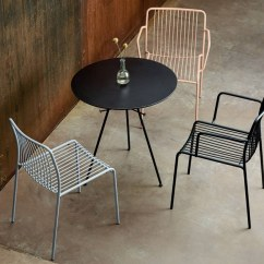 Chair Cba Steel Rocking With Ottoman India Gilda Collection By Quinti Sedute