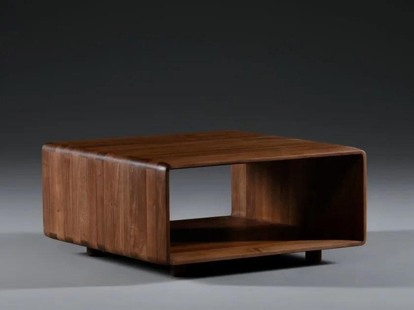 artisan invito cube solid wood coffee