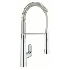 Grohe Concetto Kitchen Faucet Rustic Island Light Fixtures K7 厨房水龙头by Grohe概念厨房龙头