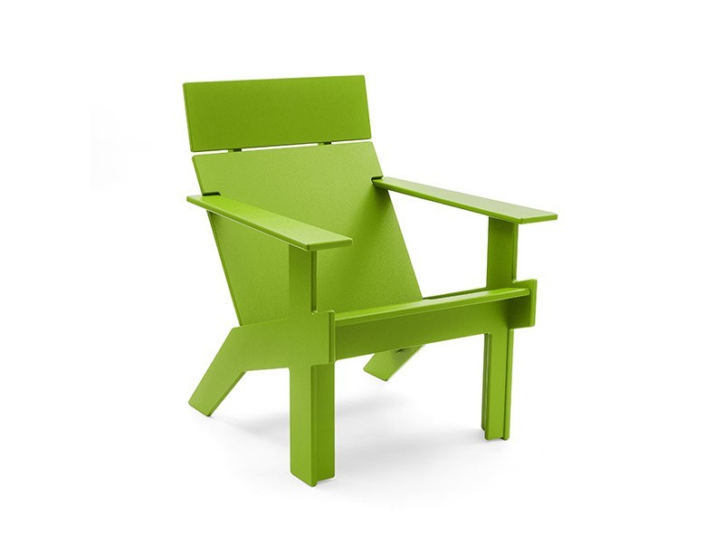 plastic lounge chair original design recycled deck lollygagger tall by loll designs