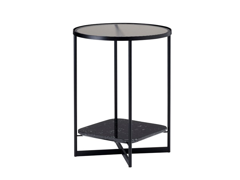 Round Side Table MOHANA TABLE SMALL By SP01 Design Tim Rundle