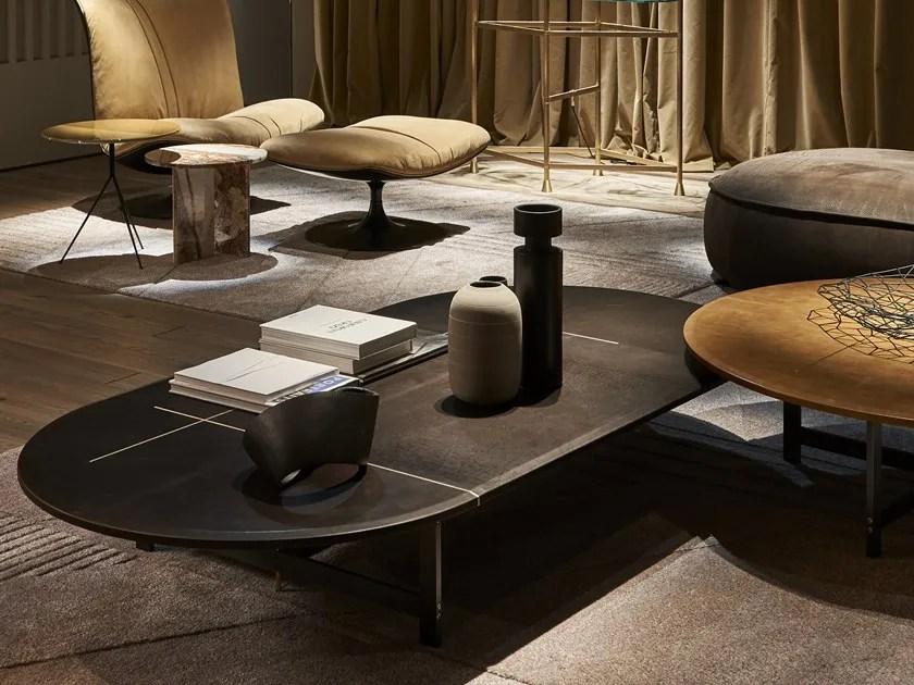 coffee table by baxter design federico peri