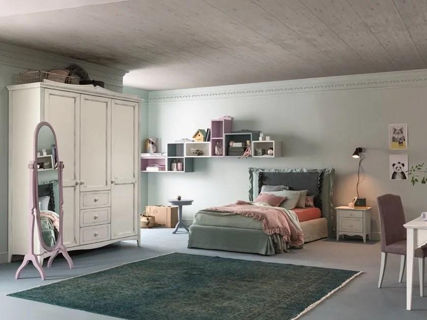 Come si arreda la propria casa stile shabby chic? Romantic Room 3 Bedroom Set By Callesella Arredamenti