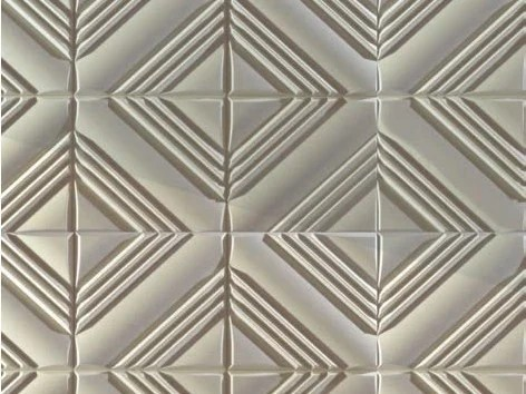 Modular Indoor Gypsum 3D Wall Tile SD7055 BROADWAY By