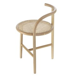 Chair Design Brands Eames Dining Replica Wooden Single Curve Stool By Wiener Gtv Nendo