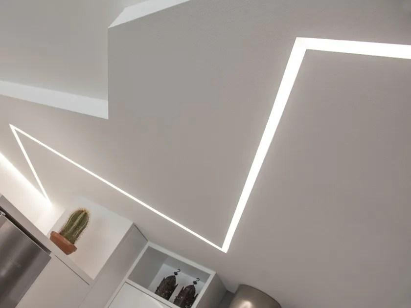 Profilo per illuminazione lineare BARRA  Profilo per