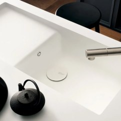 Corian Kitchen Sinks Remodel On A Budget Sink Spicy With Drainer By Design