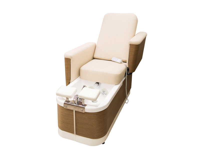 massage pedicure chair office posture tips wood veneer foot dream luxury green prestige by nilo