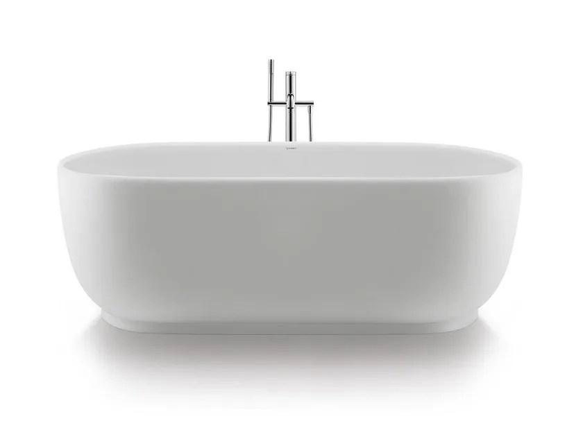 baignoire ilot ovale luv baignoire ilot by duravit
