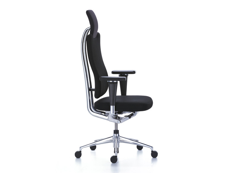 vitra ergonomic chair office modern contemporary style swivel fabric executive headline by