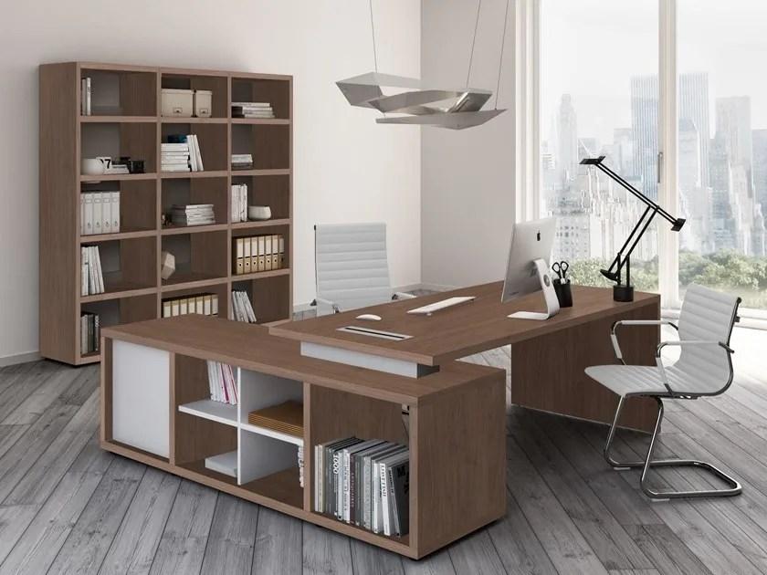 Scrivania per casa angolare, scrivania su misura a bari. Brera Scrivania Ad Angolo Collezione Brera By Cuf Milano