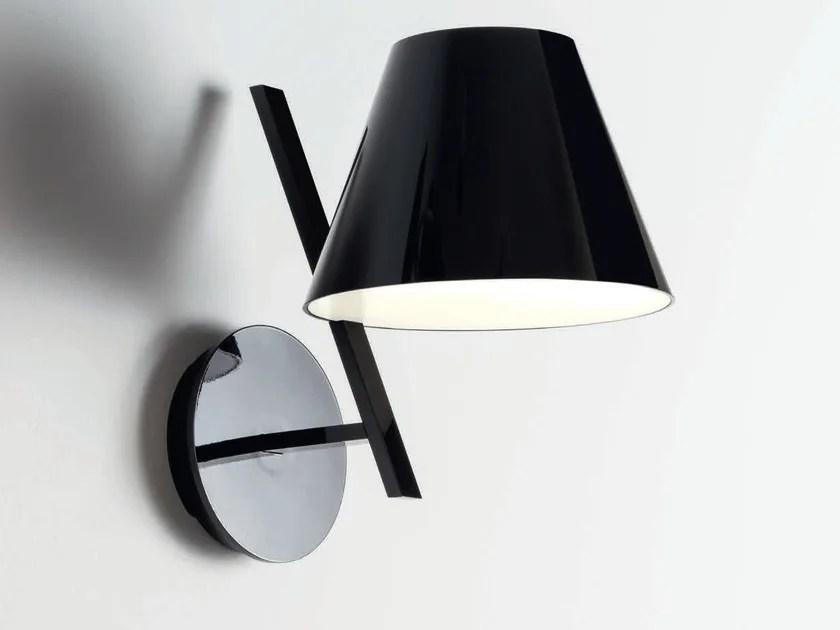 Pirce micro led wall lamp artemide milia shop iltribuno.com