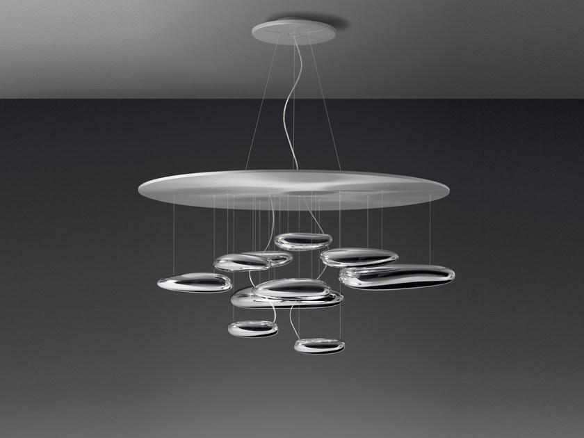 MERCURY  Pendant lamp Mercury Collection By Artemide