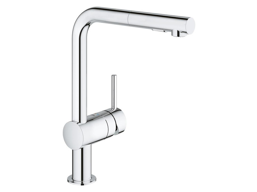 grohe concetto kitchen faucet cherry wood cabinets photos minta l 厨房水龙头minta系列by grohe概念厨房龙头