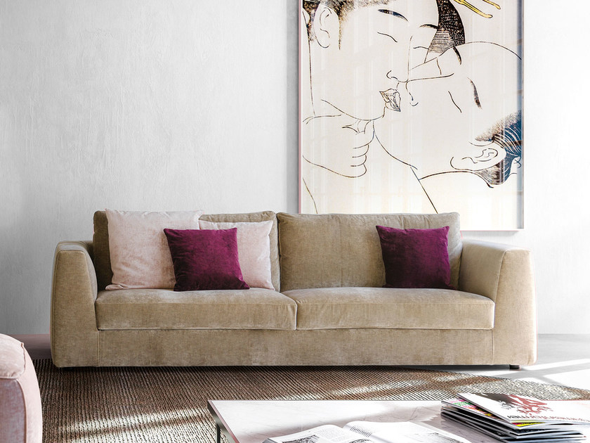 moods 3 seater leather sofa bed sleeper sofas under 500 00 contemporary style upholstered fabric mood by pianca