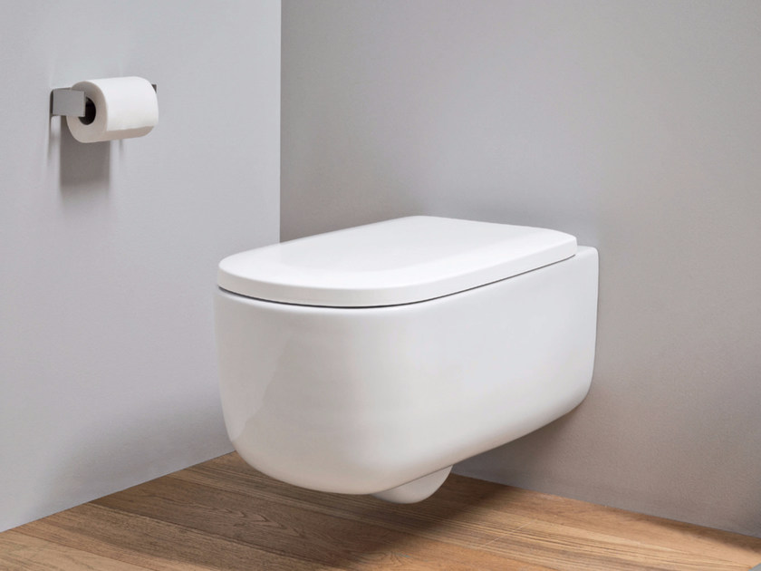 Wc sospeso in ceramica OVVIO  Wc sospeso  Nic Design