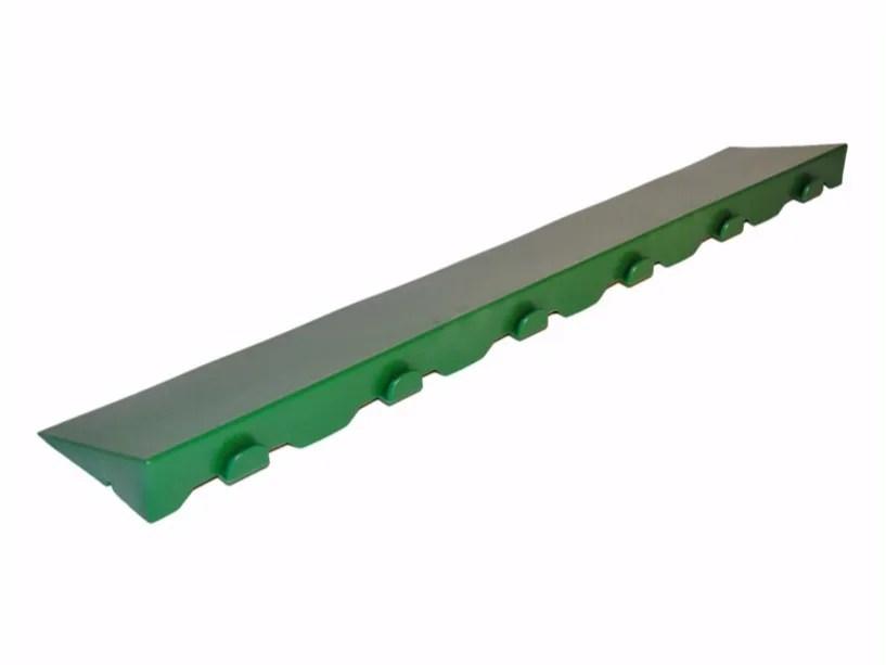 Cordolo di finitura in plastica PIASTRELLA  Cordolo  Onek