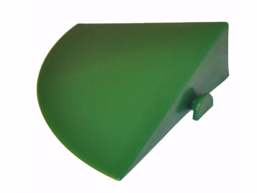Cordolo dangolo in plastica PIASTRELLA  Cordolo  Onek