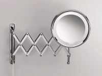 WALL-MOUNTED SHAVING MIRROR WITH INTEGRATED LIGHTING SPT ...