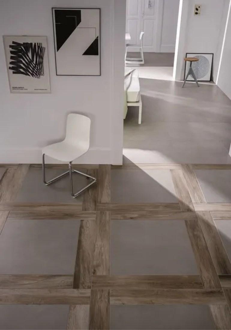 Porcelain stoneware wall/floor tiles BLOCK - MARAZZI