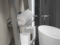 CLEAN Bathroom cabinet by RIFRA