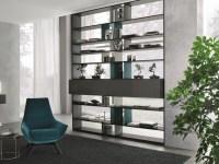 URBAN Divider bookcase by MisuraEmme design Iriam Bettera