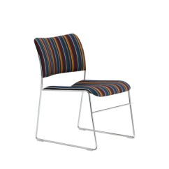 David Rowland Metal Chair Front Porch Lounge Chairs 40 4 Reception By Howe Design
