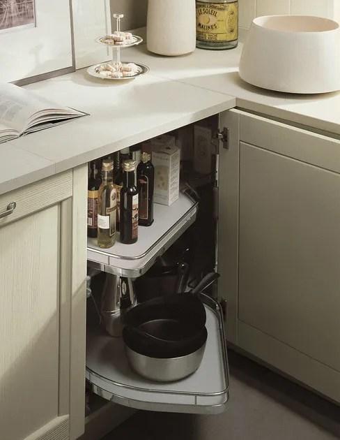 Cucina lineare in abete NUOVO MONDO  Cucina  Scandola Mobili
