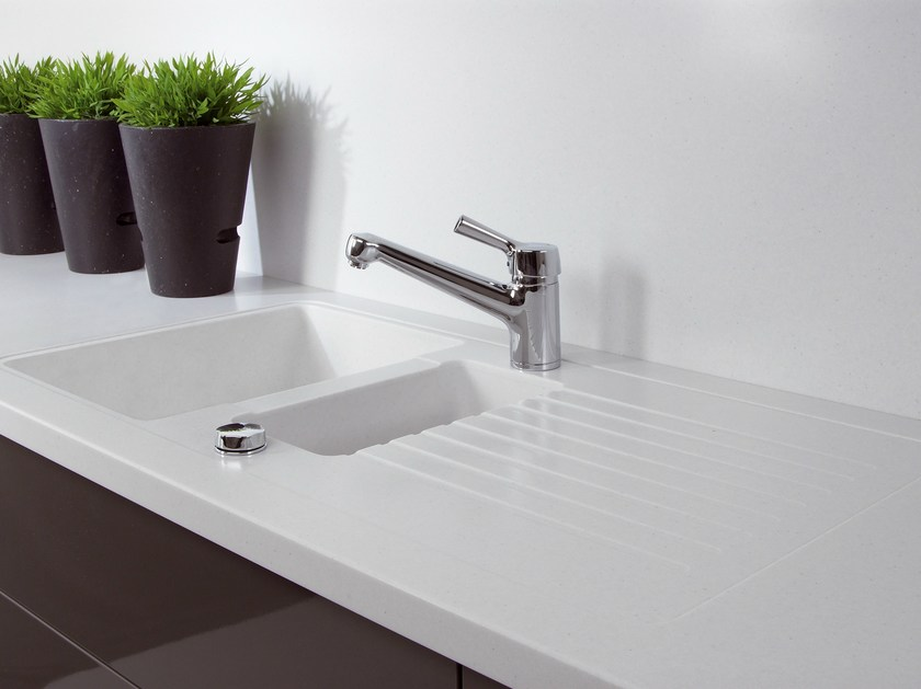 GETACORE 1 12 bowl sink by GetaCore by Westag  Getalit