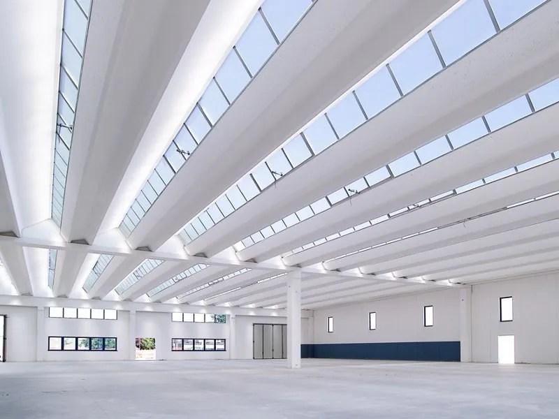 Copertura a Shed per edifici prefabbricati COPERTURA Z