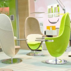 Zone Swivel Chair Vintage Herman Miller High-back Armchair Net.work.place By König + Neurath Design K+n Werks-design