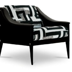 Gio Ponti Chair Graco High Elephant Dezza Fabric Armchair By Poltrona Frau Design With Armrests