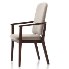 High Backed Chair Stackable Padded Chairs With Arms Chelsea 22 By Very Wood Design This Weber Back