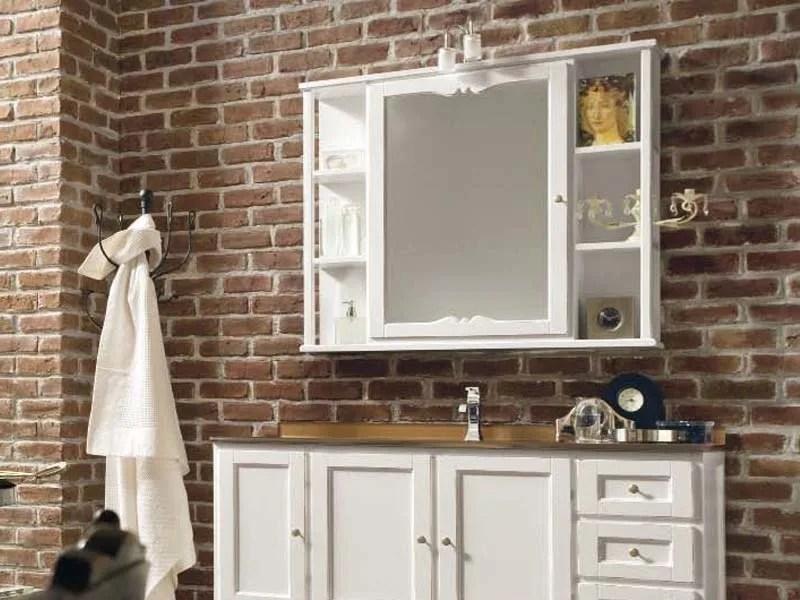 Specchio bagno YORK 2  Specchio per bagno  Cerasa