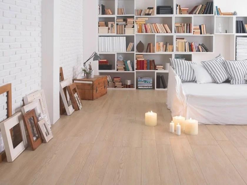 Pavimento in gres porcellanato effetto legno TREVERK  MARAZZI