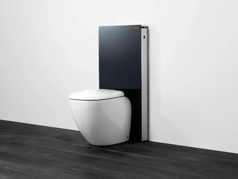 Modulo sanitario in vetro temperato per wc Monolith  Geberit Italia